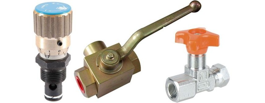 BALL - CHECK AND FLOW CONTROL VALVES